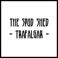 Cider Tonic available at The Spud Shed Trafalgar Victoria