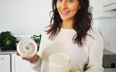 Make this easy Kefir drink at home