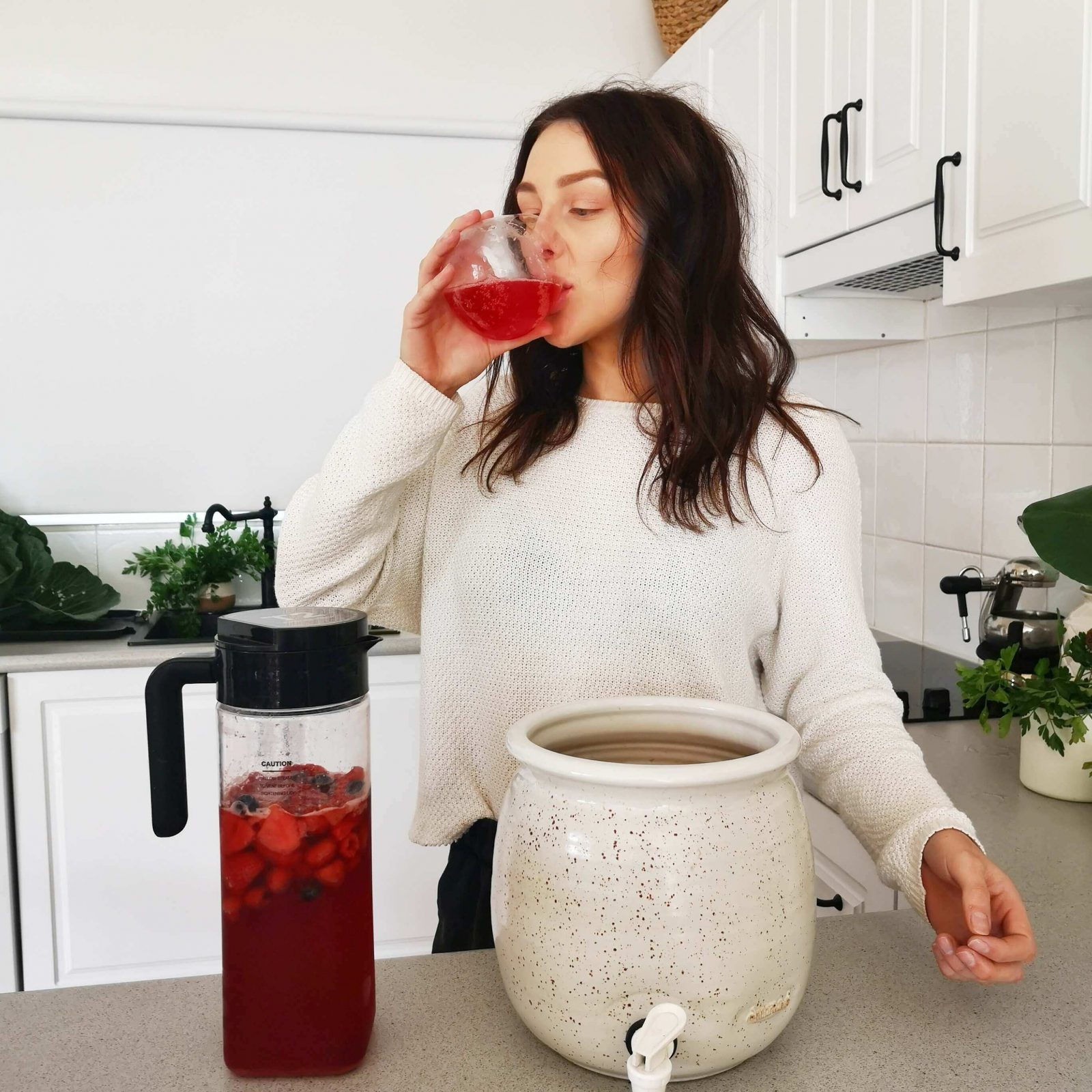 easy kombucha with 2nd ferment recipe from Cider Tonic