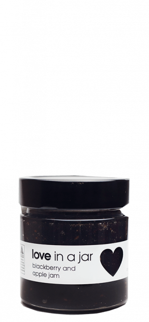 Blackberry-and-Apple-Jam-Love-in-a-Jar.Cider Tonic