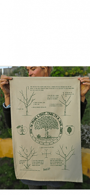 Goodlife-Permaculture-Teatowels-How-To-Prune-A-Fruit-Tree-Cider-Tonic
