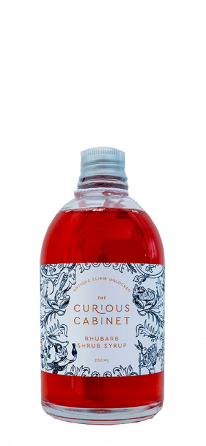 Rhubarb-Shrub-Syrup-The-Curious-Cabinet-Cider-Tonic.