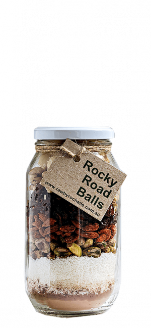 Rocky-Road-Bliss-Ball-Mix-from-Raw-by-Rochelle-Cider-Tonic