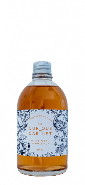 White-Peach-Shrub-Syrup-The-Curious-Cabinet-Cider-Tonic.