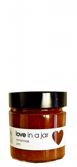 Christmas Jam by Love In A Jar